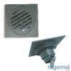 Сифон подов с механизъм TOAVA – Крем гранит; 10×10
