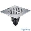 Сифон с клапан против миризми MAGDRAIN INOX PC30Q50-B